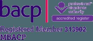 BACP Registered Member 313902